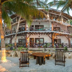 Отель Beachfront Hotel La Palapa - Adults Only Мексика, Остров Ольбокс - отзывы, цены и фото номеров - забронировать отель Beachfront Hotel La Palapa - Adults Only онлайн фото 4