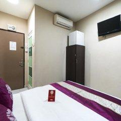 Отель Oyo 191 Ml Inn Hotel Малайзия, Куала-Лумпур - отзывы, цены и фото номеров - забронировать отель Oyo 191 Ml Inn Hotel онлайн комната для гостей фото 5