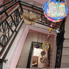 Отель Auberge De Jeunesse Ouarzazate - Hostel Марокко, Уарзазат - отзывы, цены и фото номеров - забронировать отель Auberge De Jeunesse Ouarzazate - Hostel онлайн интерьер отеля фото 2