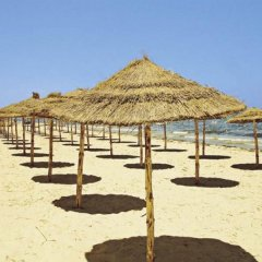 Отель Club Sunshine Rosa Rivage Монастир пляж