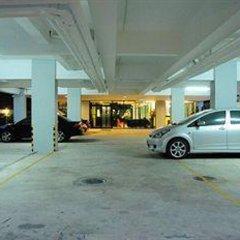 Отель K-House Sukhumvit 71 Бангкок парковка