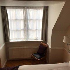 Отель Bertrams Guldsmeden Копенгаген удобства в номере фото 2