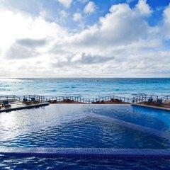 Отель Now Emerald Cancun (ex.Grand Oasis Sens) Мексика, Канкун - отзывы, цены и фото номеров - забронировать отель Now Emerald Cancun (ex.Grand Oasis Sens) онлайн бассейн фото 2