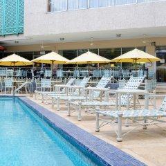 Отель Gran Sula Сан-Педро-Сула бассейн фото 2