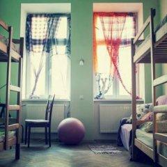 Magic Bus Hostel Lviv фитнесс-зал