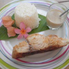 Отель Bora Bora Ecolodge питание