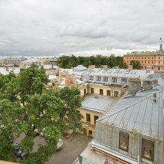 Гостиница Emperoom Fontanka балкон