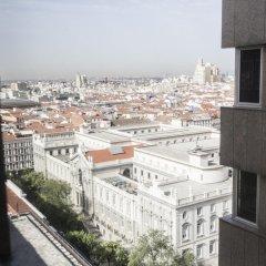 Отель Colon Suites Мадрид балкон
