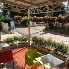 Отель The Garden Living питание фото 2