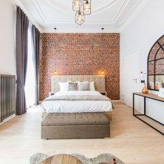 Отель Secret Suites Brussels Royal Бельгия, Брюссель - отзывы, цены и фото номеров - забронировать отель Secret Suites Brussels Royal онлайн комната для гостей фото 5