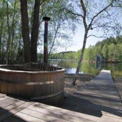 Отель TonyResort Литва, Тракай - отзывы, цены и фото номеров - забронировать отель TonyResort онлайн бассейн