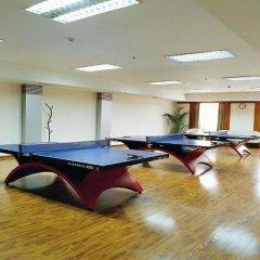 Changsha Dolton Tongsheng Resort Hotel фитнесс-зал