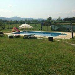 Отель Villa Naclerio Сарцана бассейн фото 2