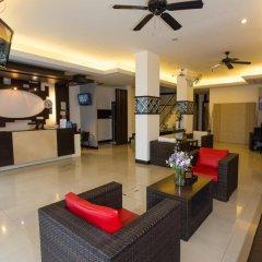 Отель Star Patong фитнесс-зал