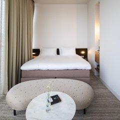 Отель Pontsteiger Нидерланды, Амстердам - отзывы, цены и фото номеров - забронировать отель Pontsteiger онлайн комната для гостей фото 5