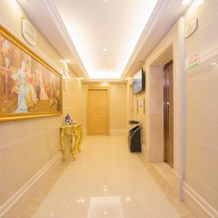 Vienna Hotel Guangzhou Panyu NanCun интерьер отеля фото 2