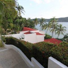 Отель Casas y Villas Real Estate - Casa Aldila балкон