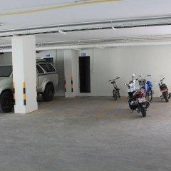Utd Apartments Sukhumvit Hotel & Residence Бангкок парковка