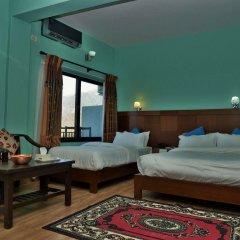 Отель Peace Plaza Непал, Покхара - отзывы, цены и фото номеров - забронировать отель Peace Plaza онлайн комната для гостей фото 3