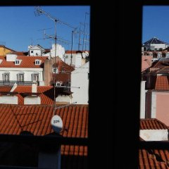 Отель Bairro Alto Centre of Lisbon балкон