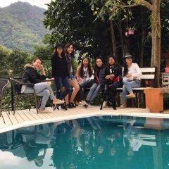 Отель Pong Yang Farm and Resort фитнесс-зал