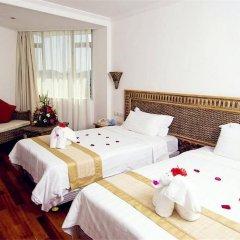 Sanya South China Hotel комната для гостей