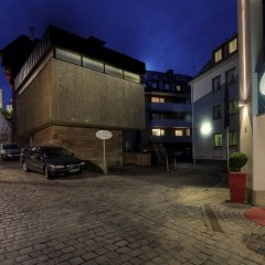 Отель Dürer-Hotel Германия, Нюрнберг - отзывы, цены и фото номеров - забронировать отель Dürer-Hotel онлайн парковка