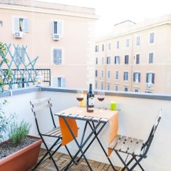 Отель lolART - San Lorenzo балкон