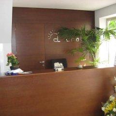 Отель El Chalet интерьер отеля