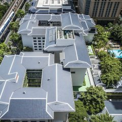 Отель Anantara Siam Bangkok парковка