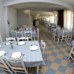 Отель ALER Holiday Inn Албания, Саранда - отзывы, цены и фото номеров - забронировать отель ALER Holiday Inn онлайн питание фото 2