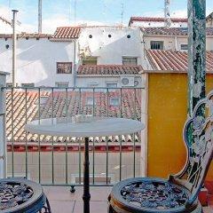 Отель Apartamentos Fomento 25 балкон