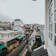 Hotel The Bao Далат балкон