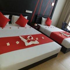 SSS Manhao Hotel комната для гостей фото 2