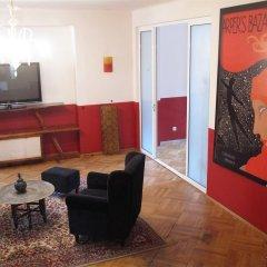 Отель Red Bed & Breakfast Болгария, София - отзывы, цены и фото номеров - забронировать отель Red Bed & Breakfast онлайн интерьер отеля