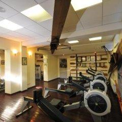 Отель Rowing Hotel - Academia Remigum Литва, Тракай - отзывы, цены и фото номеров - забронировать отель Rowing Hotel - Academia Remigum онлайн фитнесс-зал фото 2
