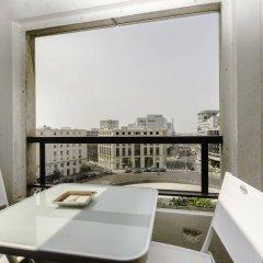 Отель Lokappart Montparnasse Париж балкон