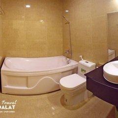 Отель Nam Dong Далат ванная фото 2