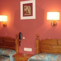 Hotel La Bonaigua сейф в номере