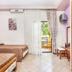 Отель Lemon Garden Villa Греция, Пефкохори - отзывы, цены и фото номеров - забронировать отель Lemon Garden Villa онлайн комната для гостей фото 2
