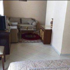 Отель Maamoura Марокко, Касабланка - отзывы, цены и фото номеров - забронировать отель Maamoura онлайн комната для гостей фото 4