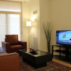 Апартаменты Sutkidar Apartment in Historic Center комната для гостей