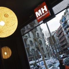 Отель MH Apartments Barcelona Испания, Барселона - отзывы, цены и фото номеров - забронировать отель MH Apartments Barcelona онлайн питание