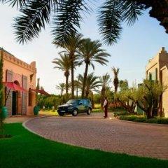 Отель Pavillon du Golf парковка