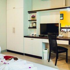 Отель Chalong Boutique Inn удобства в номере фото 2