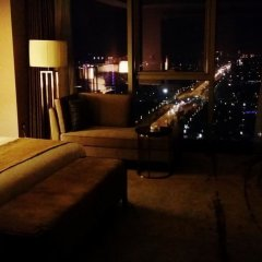 Golden Eagle Summit Hotel Yancheng балкон
