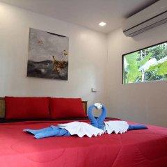 Отель Ozone Beach Hut Ланта комната для гостей