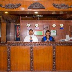 Отель Ganesh Himal Непал, Катманду - отзывы, цены и фото номеров - забронировать отель Ganesh Himal онлайн интерьер отеля
