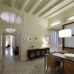 Отель Habitat Apartments Banys Испания, Барселона - отзывы, цены и фото номеров - забронировать отель Habitat Apartments Banys онлайн комната для гостей фото 5