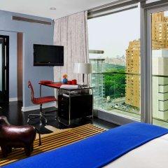 Отель 6 Columbus Central Park a Sixty Hotel США, Нью-Йорк - отзывы, цены и фото номеров - забронировать отель 6 Columbus Central Park a Sixty Hotel онлайн удобства в номере